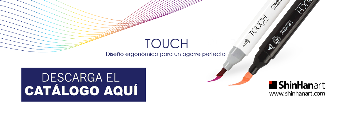 TOUCH FIVE Markers